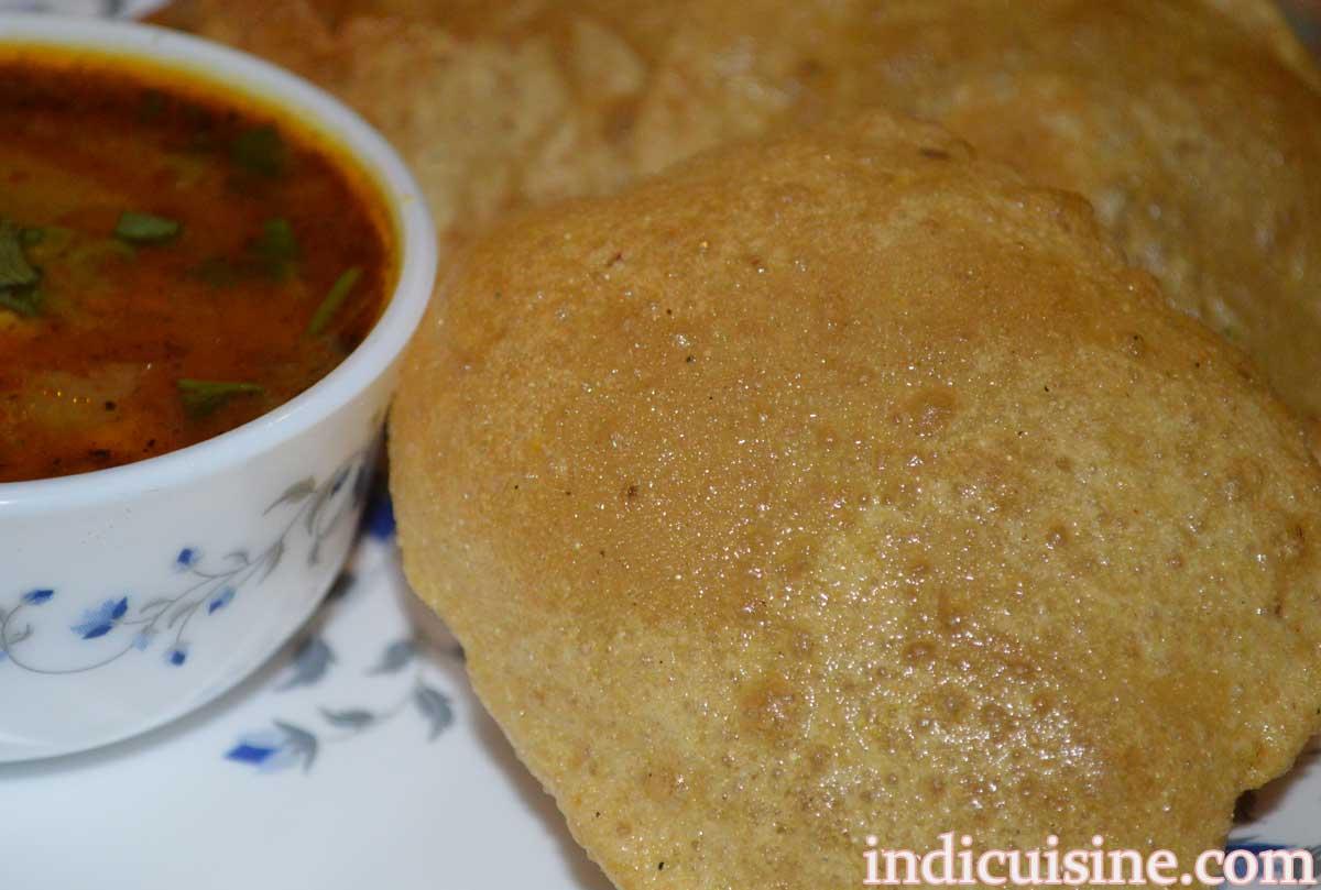 poori image, puri recipe, poori recipe image