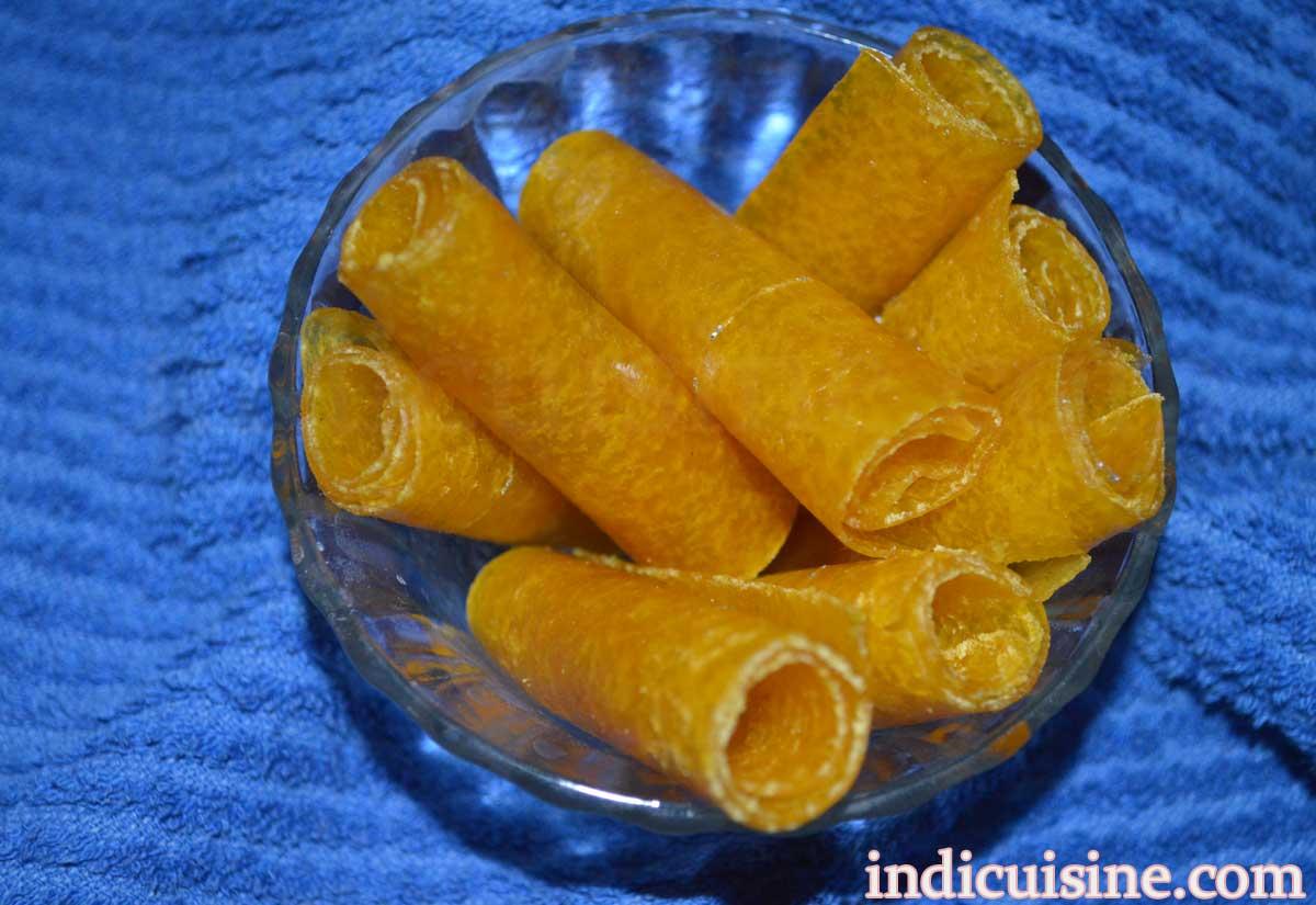 mango-papad